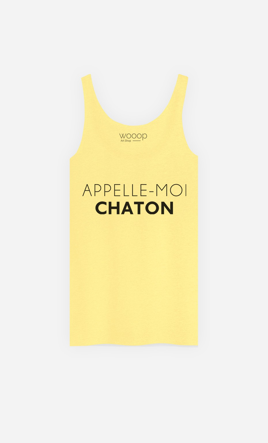 Débardeur Appelle-Moi Chaton