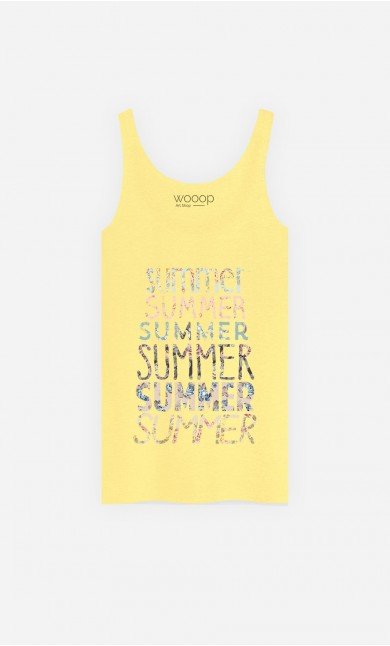 Débardeur Summer