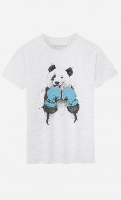 T-Shirt Homme The Winner Panda