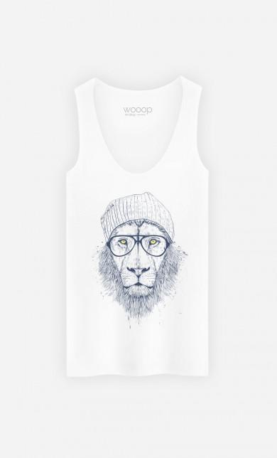 Débardeur Cool Lion