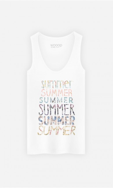 Débardeur Homme Summer