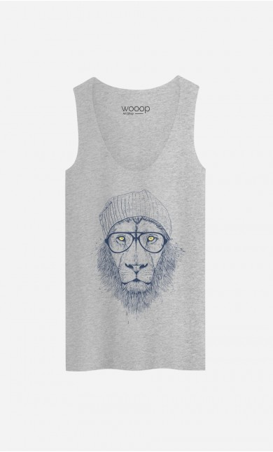 Débardeur Homme Cool Lion