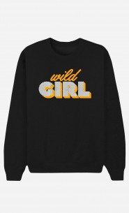 Sweat Noir Wild Girl