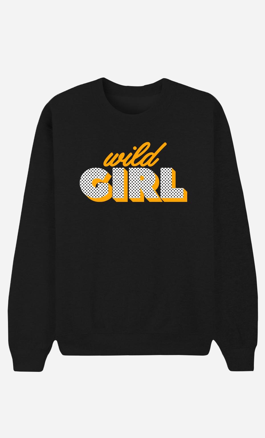 Sweat Noir Wild Girl