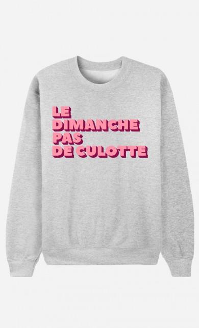 Sweater Le Dimanche pas de Culotte
