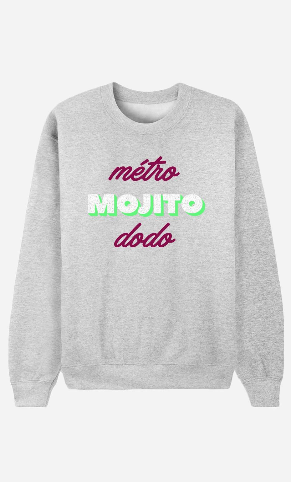 Sweat Métro Mojito Dodo