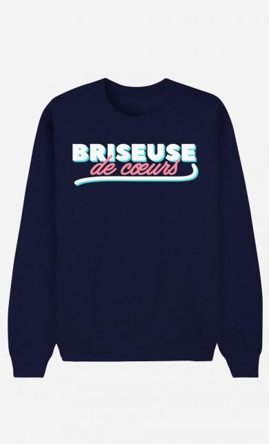 Blue Sweater Briseuse de Cœurs