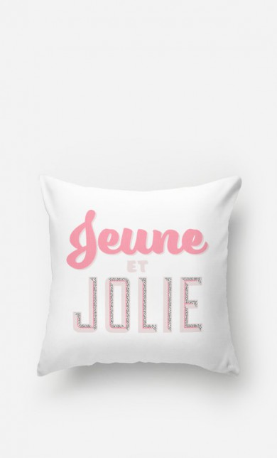 Cushion Jeune et Jolie