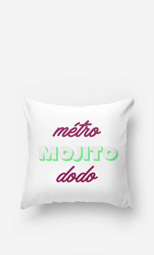 Coussin Métro Mojito Dodo