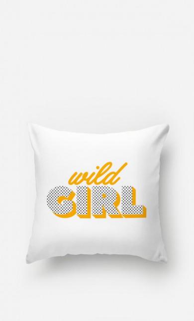 Coussin Wild Girl