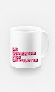 Mug Le Dimanche pas de Culotte