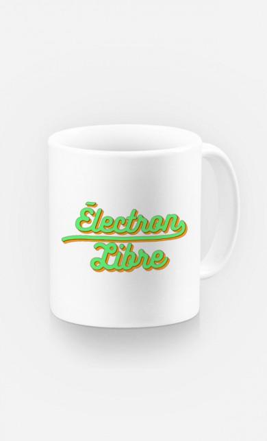 Mug Électron Libre