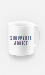Mug Shoppeuse Addict