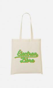 Tote Bag Électron Libre