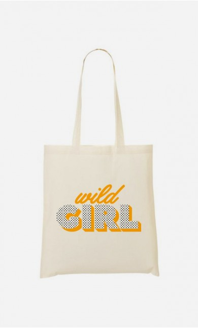 Tote Bag Wild Girl