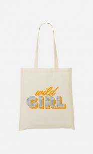 Tote Bag Wild Girl