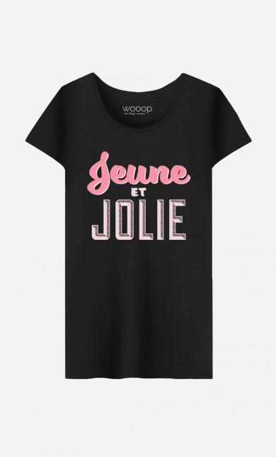 T-Shirt Jeune et Jolie