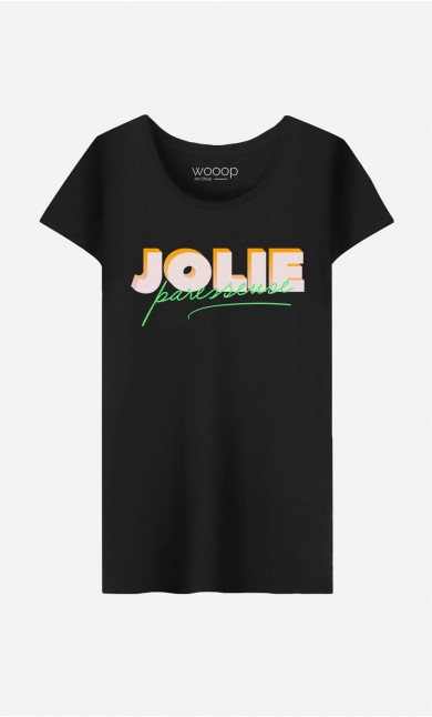 T-Shirt Jolie Paresseuse