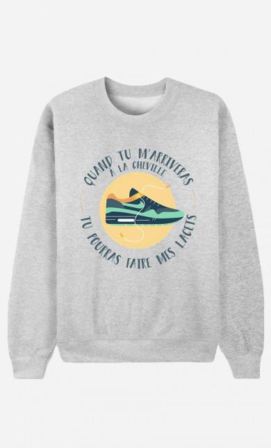 Sweater A La Cheville