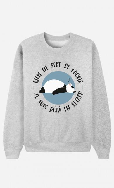 Sweater Déjà En Retard