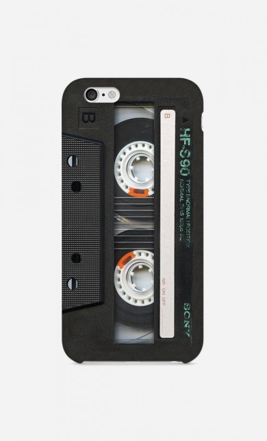 Coque Cassette Black