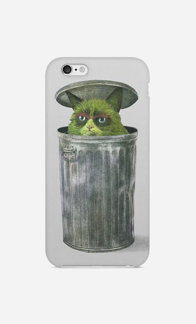 Coque Grouchy Cat