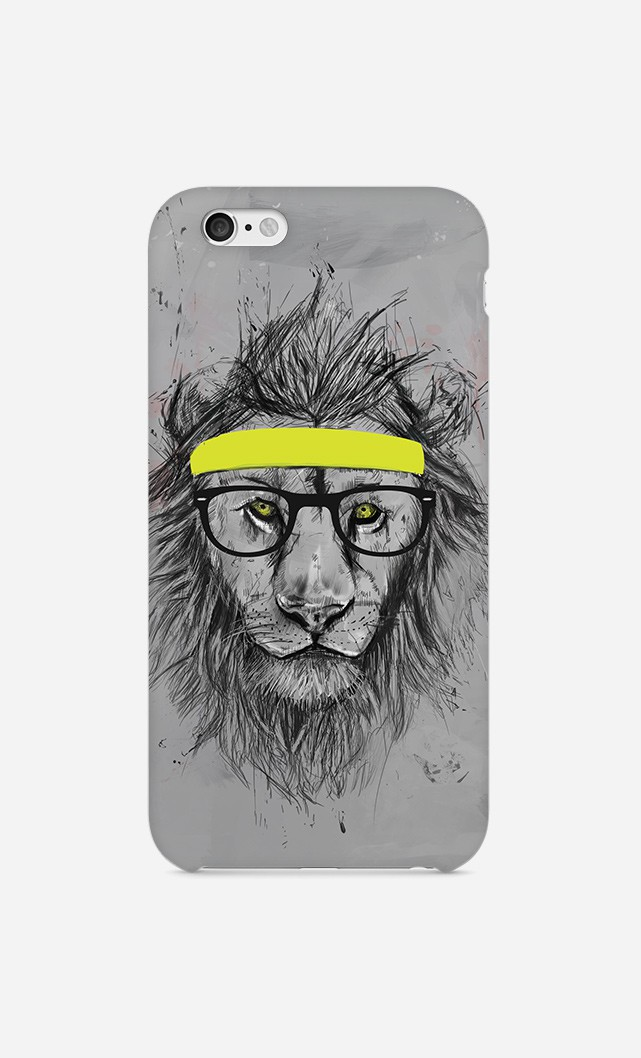 Coque Hipster Lion