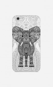 "Coque Originale ""Aztec Elephant"""