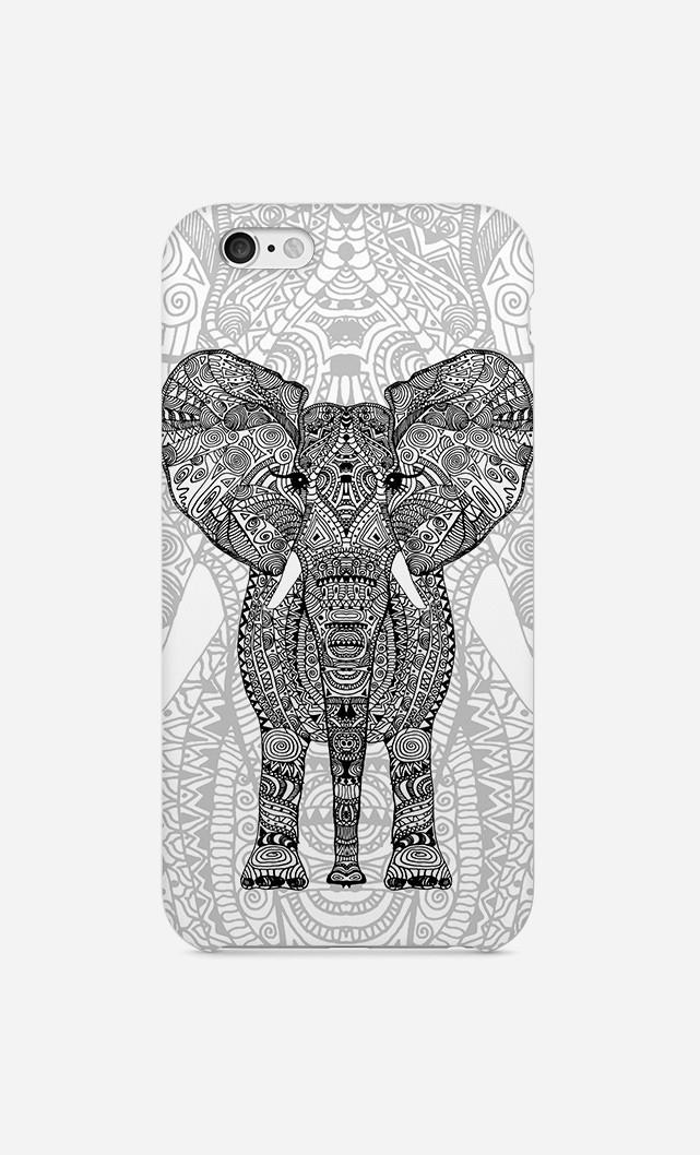 """Coque Originale """"Aztec Elephant"""""""