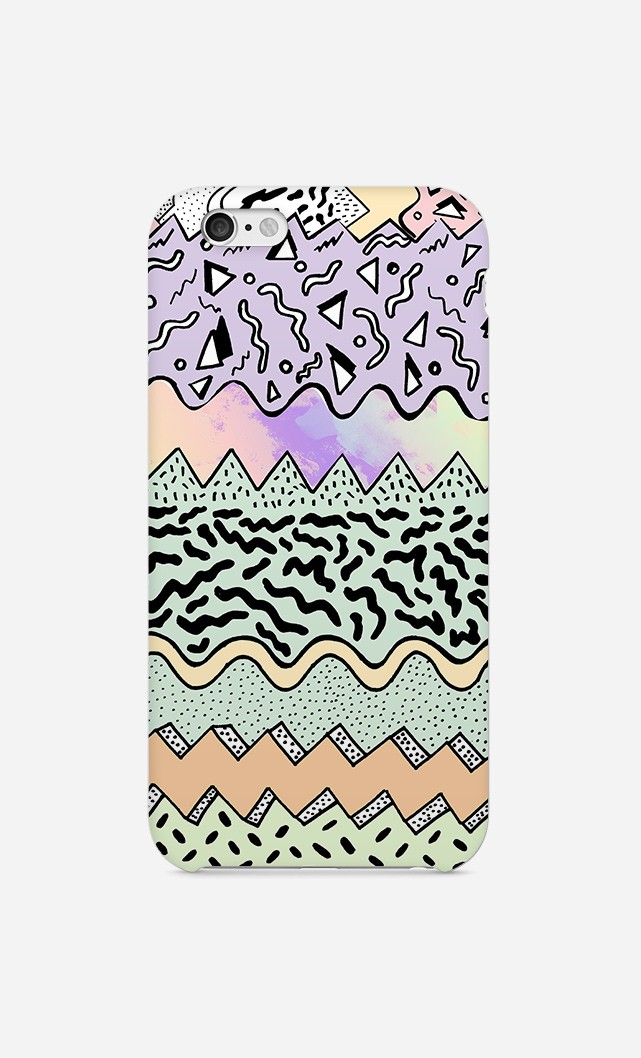 Coque Pastel Waves