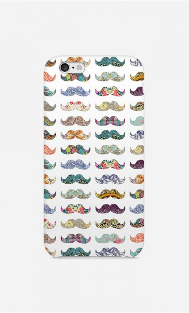 Coque Moustache Mania