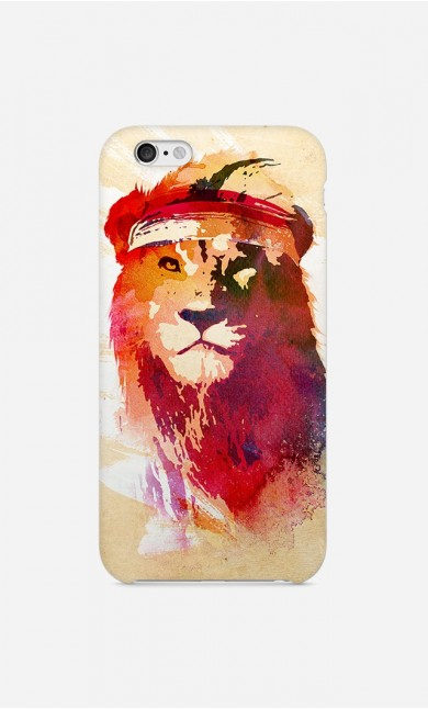 Coque Gym Lion