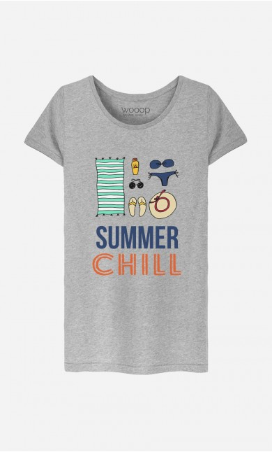 T-Shirt Summer Chill
