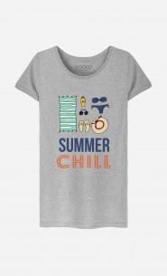 T-Shirt Femme Summer Chill