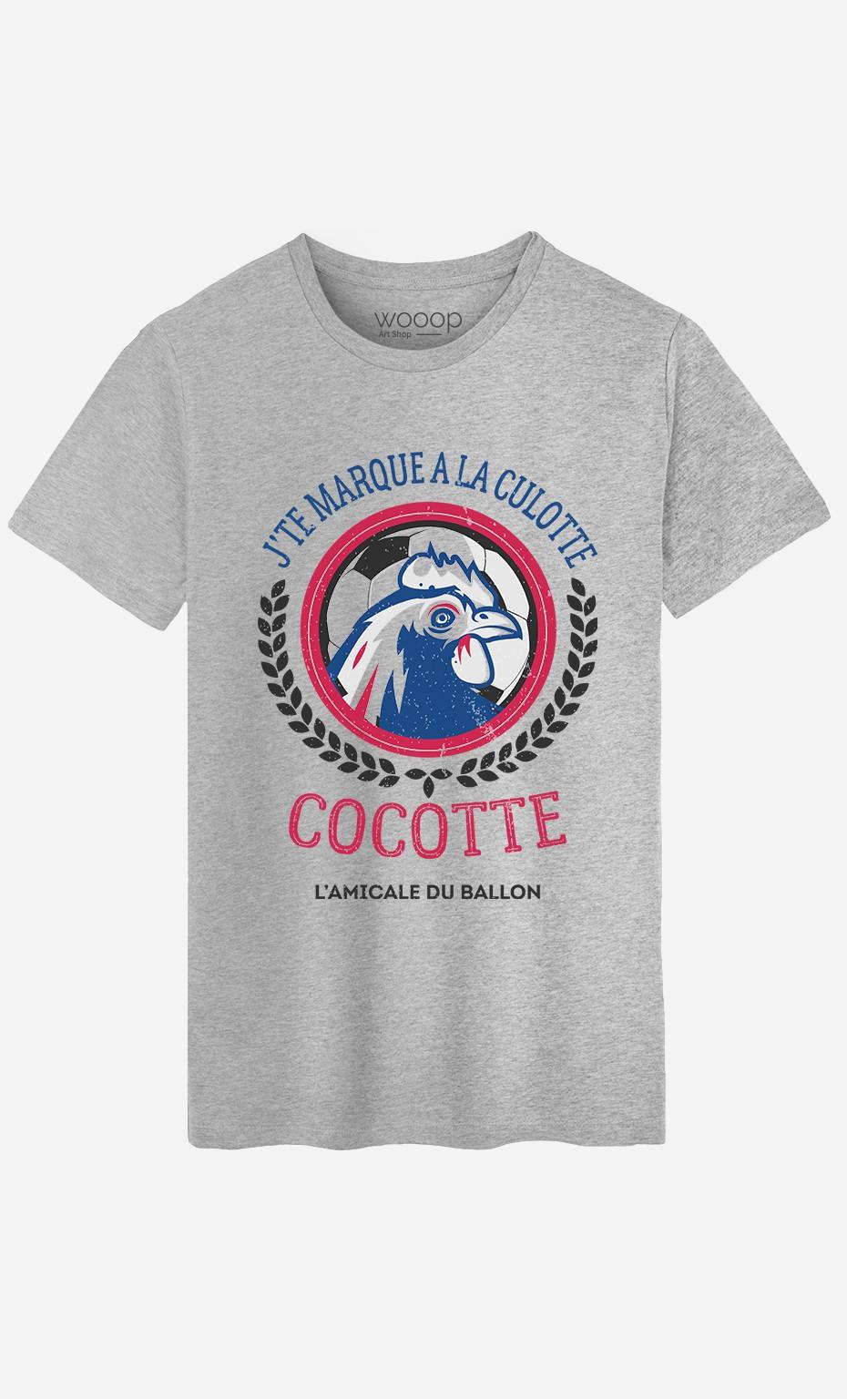 T-Shirt J'te Marque à la Culotte Cocotte