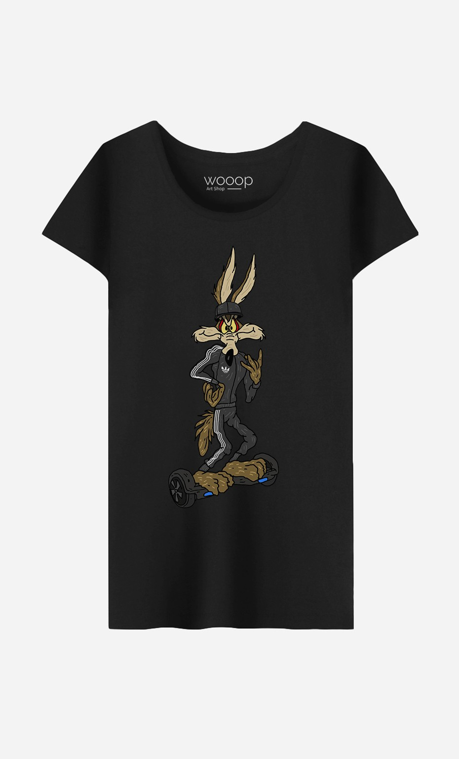 T-Shirt Femme Overboard Coyote