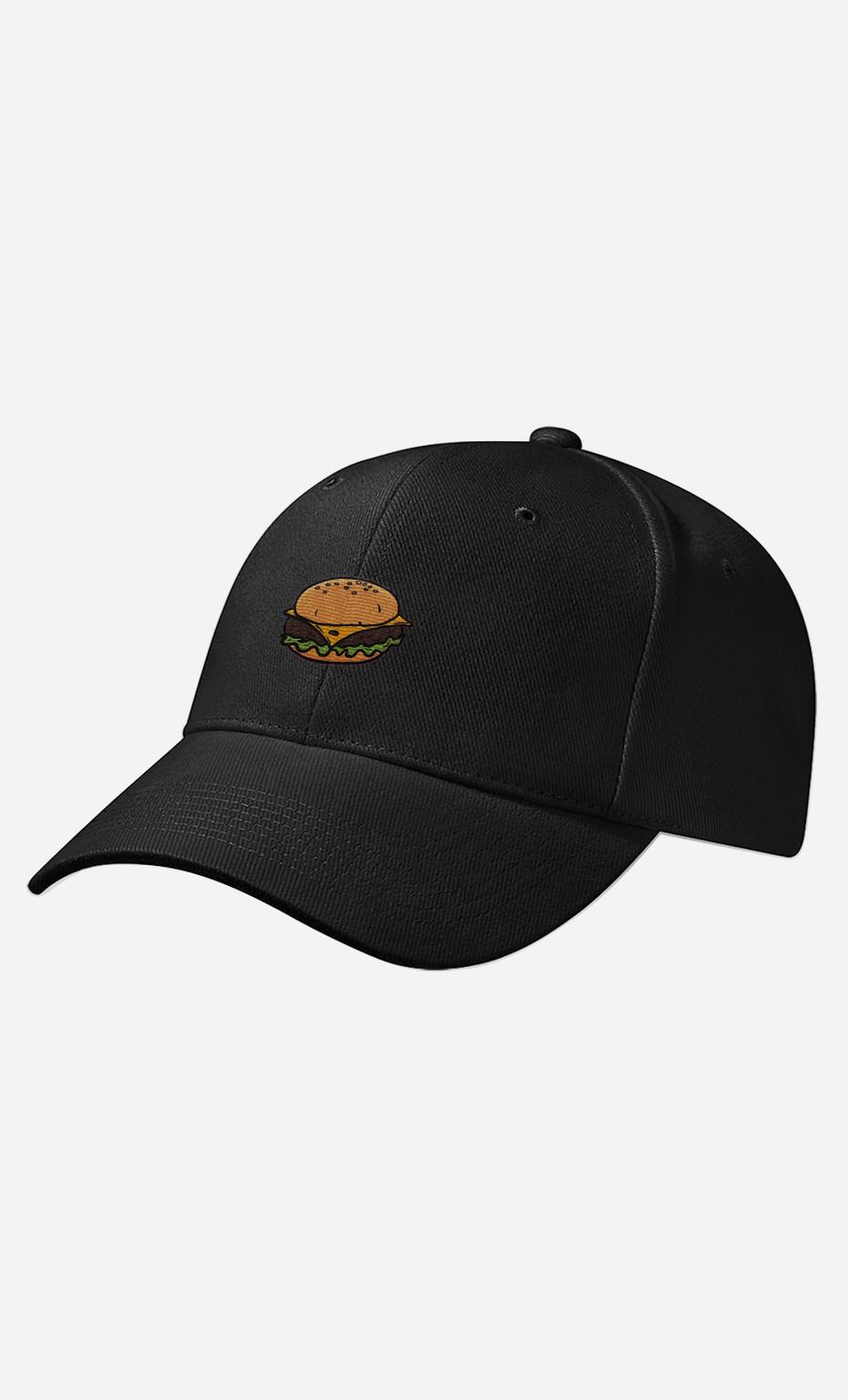 Casquette Burger