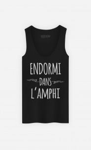Débardeur Endormi Dans l'Amphi