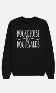 Sweat Femme Bourgeoise des Boulevards