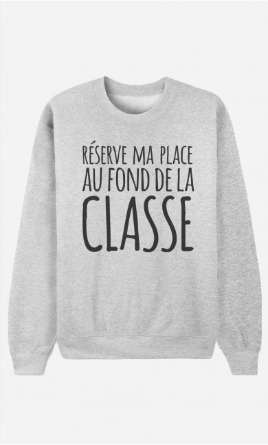 Sweat Réserve ma Place