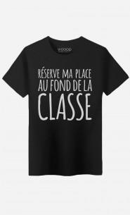 T-Shirt Homme Réserve ma Place
