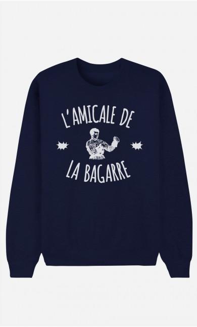 Sweat Femme L'Amicale de la Bagarre