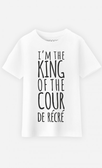 T-Shirt King of the Cour