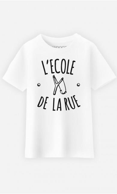 T-Shirt Enfant L'Ecole de la Rue