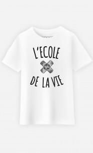 T-Shirt Enfant L'Ecole de la Vie