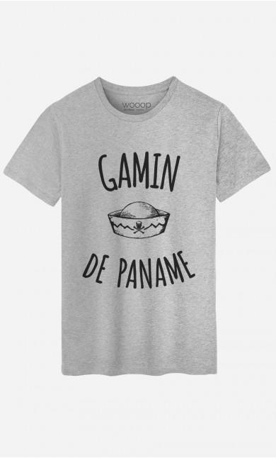 T-Shirt Homme Gamin de Paname
