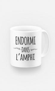 Mug Endormi Dans l'Amphi