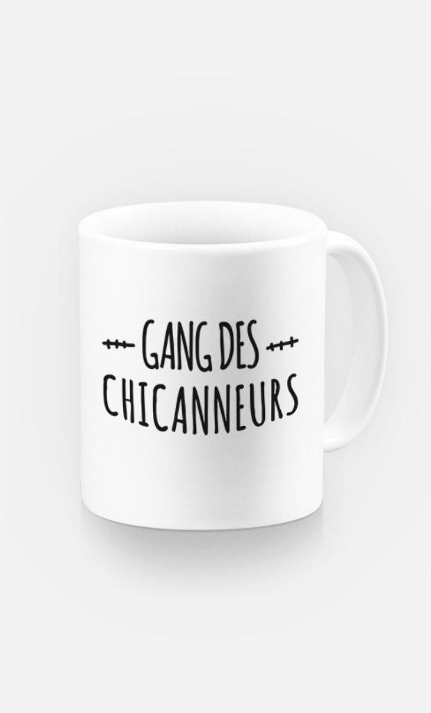 Mug Gang des Chicanneurs