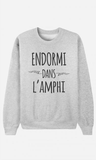 Sweat Endormi Dans l'Amphi