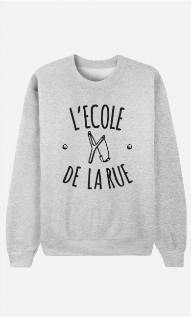 Sweat L'Ecole de la Rue